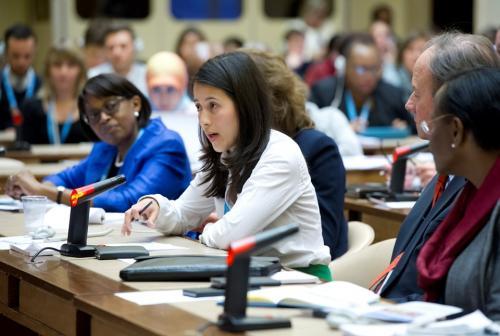 Alianza Mundial de Hepatitis en Asamblea Mundial de Salud