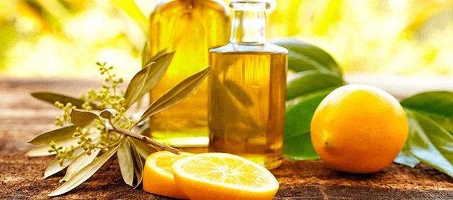 aceite de oliva y limón 1