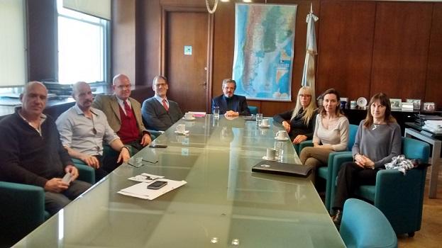 Comité Hepatitis Argentina,reunión Ministerio de Salud mayo 2016