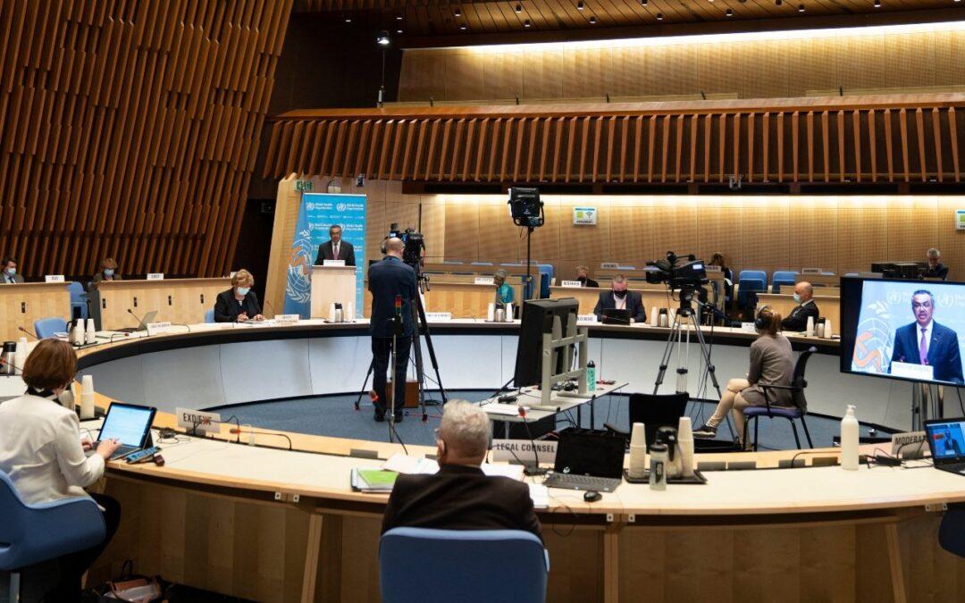 74 Asamblea Mundial de la Salud se pronuncia sobre las hepatitis virales